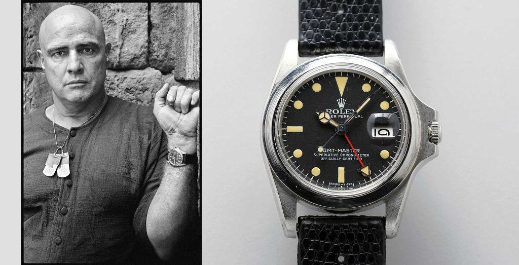 Marlon Brando S Apocalypse Now Rolex Sells For 1 9 Million